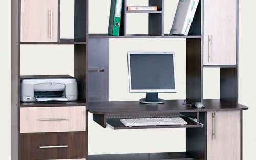 """Компьютерный стол """"Леон-4"""" можно купить в нашем магазине"""