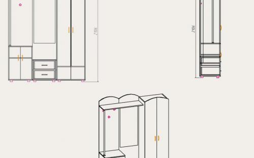 мебель удобная в эксплуатации