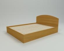 двухспальная кровать из дсп