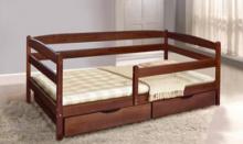 Односпальная кровать из бука купить