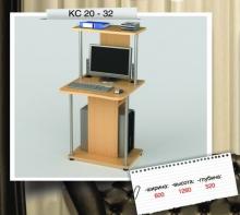 купить стол компьютерный КС-20