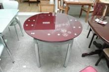 Стол обеденный стеклянный купить
