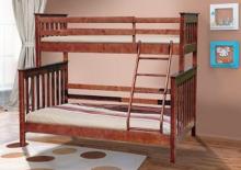 Двухъярусная кровать из сосны купить