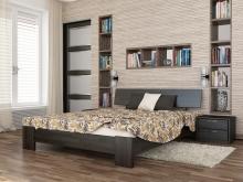 """Кровать двуспальная """"Титан"""" на буковых ламелях  купить"""